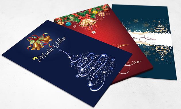 Noel Broşür Tasarımı