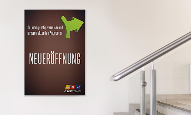 Turizm Poster Tasarımı